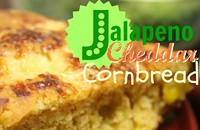 Recipe: Jalapeño Cheddar Cornbread