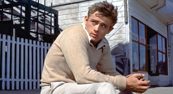 James Dean in East of Eden (Photo: Warner Bros.)