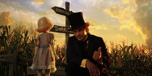 James Franco in Oz the Great and Powerful (Photo: Disney)