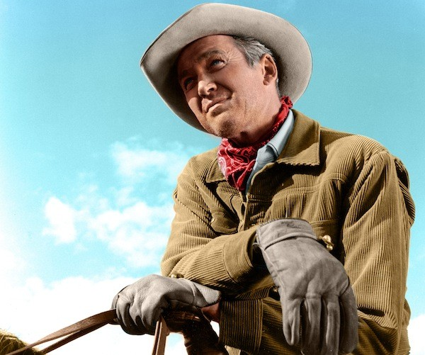 James Stewart in The Man from Laramie (Photo: Twilight Time)