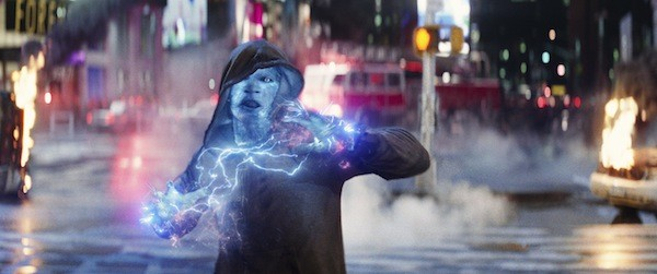 Jamie Foxx as Electro (Photo: Columbia Pictures)