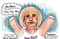 Arizona law could benefit Jan Brewer & aides