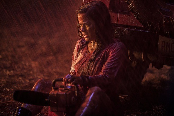 Jane Levy in Evil Dead (Photo: Sony)