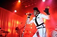 Live review: Janelle Monae, The Fillmore (11/20/2013)