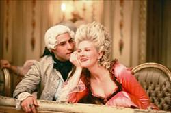 COLUMBIA - Jason Schwartzman and Kirsten Dunst in Marie Antoinette