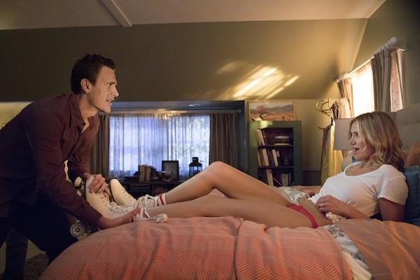 Jason Segel and Cameron Diaz in Sex Tape (Photo: Sony)