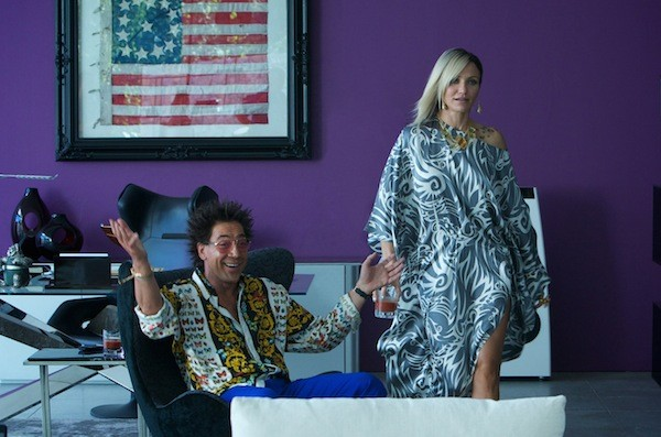 Javier Bardem and Cameron Diaz in The Counselor (Photo: Fox)