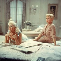 Jayne Mansfield and Joan Blondell in Will Success Spoil Rock Hunter?