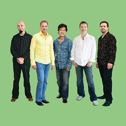 JAZZY SOUNDS: The Rippingtons will perform at Uptown Jazz Fest on June 26.