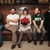 Jenny Besetzt, T0w3rs at Snug Harbor tonight (10/28/2012)