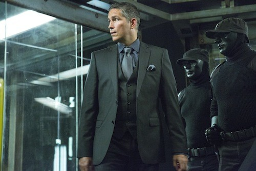 Jim Caviezel in Escape Plan