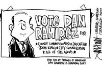 Vote Dan Ramirez