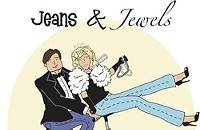 Dazzling up denim at Jeans and Jewels benefit
