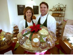 RADOK - Joe and Joanna Andrews of The Bread Basket