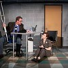 <i>The Exit Interview</i> is theater and pop culture on Prozac