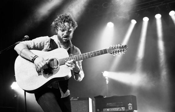 John Butler at the Fillmore on June 15.