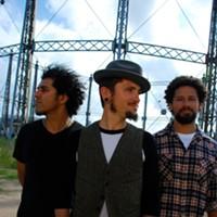 John Butler Trio at Verizon Wireless Amphitheatre tonight (7/24/13)