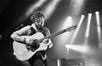 Live review: John Butler Trio, The Fillmore (6/15/2014)