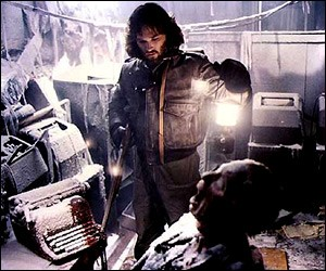 John Carpenter's The Thing, included in Empire's list of great horror movies.