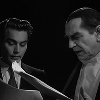 Johnny Depp as Edward D. Wood Jr. and Martin Landau as Bela Lugosi in Ed Wood (Photo: Disney)