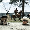 <i>The Lone Ranger</i>: Saddle sores