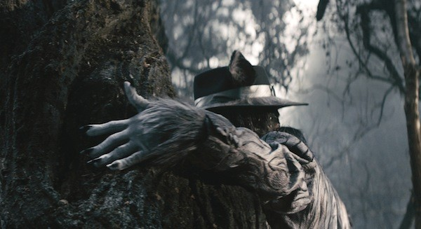 Johnny Depp in Into the Woods (Photo: Disney)