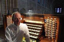 Jonathan Dimmock, Concert Organist
