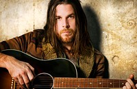 Jonathan Wilson at the Visulite Theatre tonight (5/15/2012)