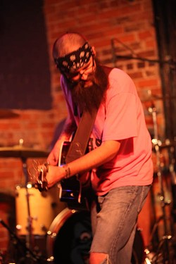Joseph William of Evelynn Rose at The Evening Muse on June 26.