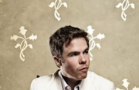 Josh Ritter at the Knight Theater tonight (7/26/2012)