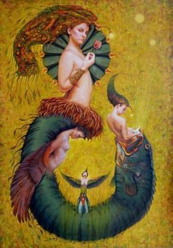 Juan Carlos Verdial's 'Sea Creatures'