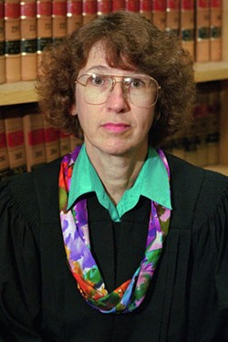 Judge Jane Harper
