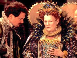 ©1998 MIRAMAX FILMS/UNIVERSAL PICTURES - JUDI, JUDI: All hail the real Queen of RenFest!