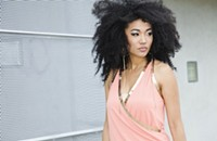 Judith Hill headlines Pride Festival today (8/25/2013)