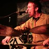 Justin Faircloth at Petra's tonight (3/15/2012)