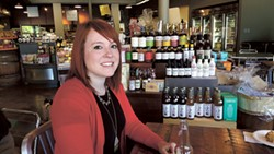 KIMBERLY LAWSON - Kaitlin Krogh, Phyrefly co-founder and president, at Earl's Grocery
