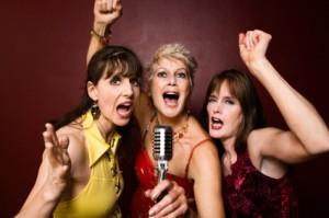 karaoke-women