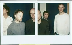 JONNY GREENWOOD - KARMA POLICE: Radiohead