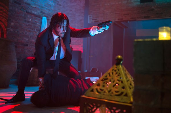 Keanu Reeves in John Wick (Photo: Lionsgate)