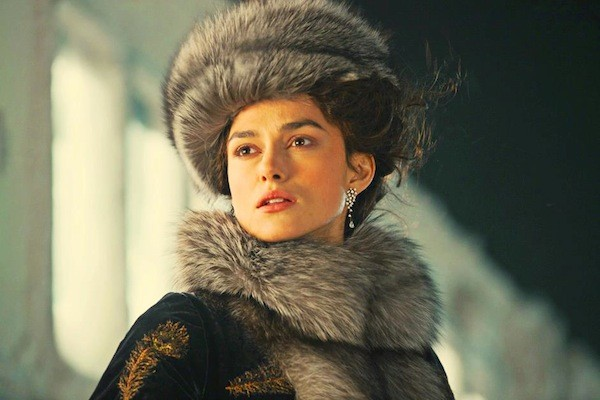 Keira Knightley in Anna Karenina (Photo: Focus Features)