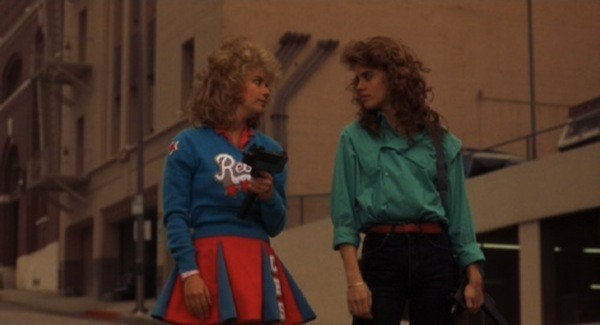 Kelli Maroney and Catherine Mary Stewart in Night of the Comet (Photo: Shout! Factory)