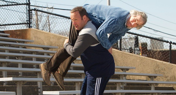 Kevin James and Henry Winkler in Here Comes the Boom (Photo: Columbia)