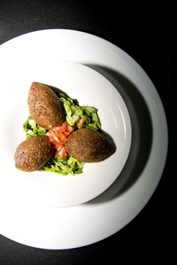 MERT JONES - Kibbeh