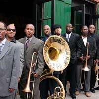 KICK OUT THE JAZZ: Rebirth Brass Band