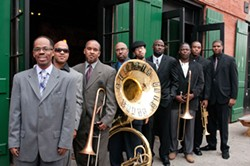 JEFFREY DUPUIS - KICK OUT THE JAZZ: Rebirth Brass Band