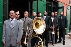 JEFFREY DUPUIS - KICK OUT THE JAZZ: Rebirth Brass Band