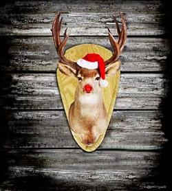 MOYE - KILLER CHRISTMAS: Rudolph tastes great!