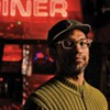 King Britt at Dharma Lounge tonight (12/31/2012)