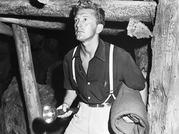 Kirk Douglas in Ace in the Hole (Photo: Criterion Collection)