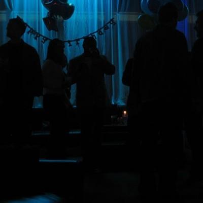 KISS Lounge, 1/17/09